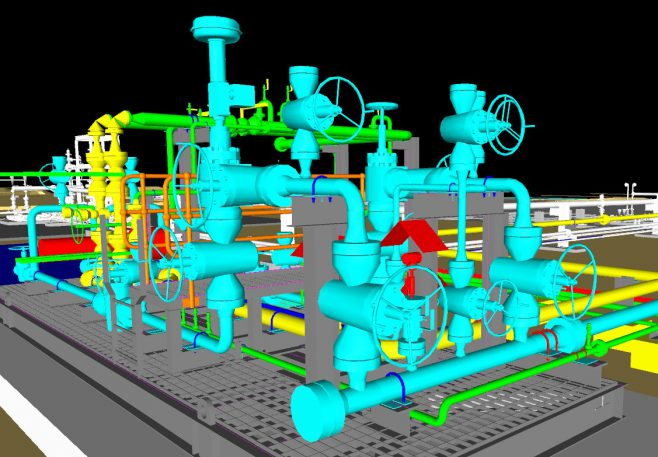 Awali 3D Modelling services
