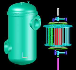 Coarse Filter Internals